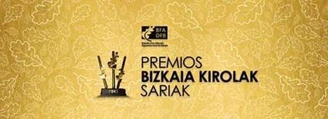 ORDEN FORAL de la diputada foral de Euskera y Cultura 560/2016, de 18 de febrero, por la que se convocan los «Premios Bizkaia Kirolak 2016»